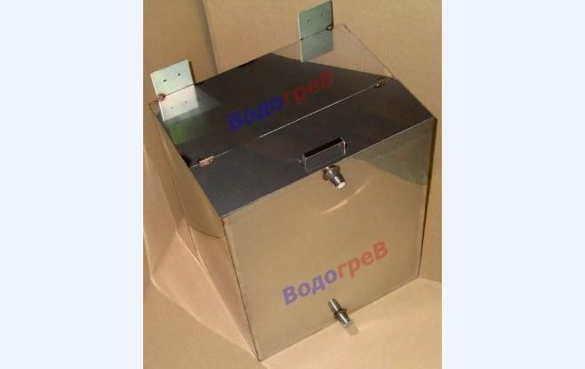 Расширительный бак открытого типа для системы отопления (от 10 литров).