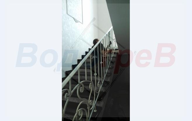 Кованые перила для лестниц Калуга.
