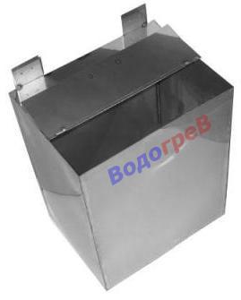 Бак расширительный для системы отопления открытого типа.