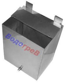 Расширительный бак открытого типа для открытой системы отопления